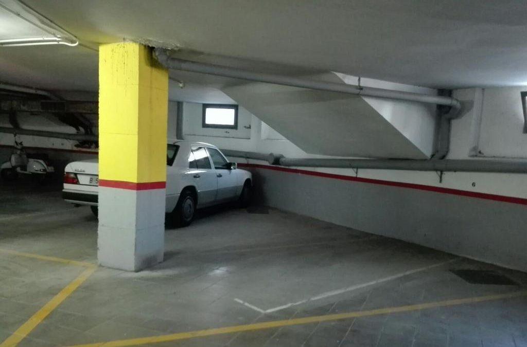 Sant Cugat – Plaza de Parking