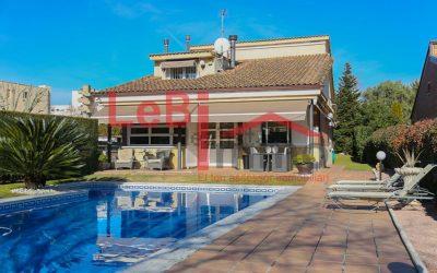 Sant Cugat – Chalet en Mirasol