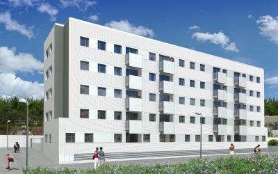 Piso 79 m2 Obra nueva. Carrer Marconi, zona Progrés Rubí